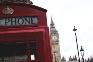 Telephone Booth Westminster by CiindyCore