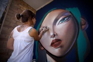 me in Brighton 2009 by TurkesART