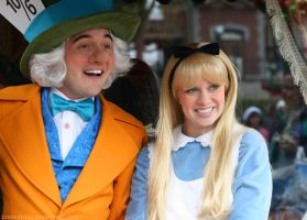 Alice and Hatter 06 by DisneyLizzi