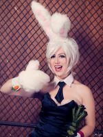 Battle Bunny Riven Cosplay: Please Like/Favorite! by SNTP