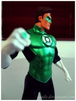 DC Collectibles Green Lantern The New 52 ver. by gaido