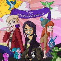 The Makebelievers by Glee-chan