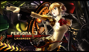 persona 3 the endo blood war by LaxOrder