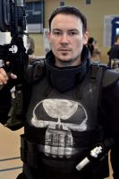 Punisher by JHussey92
