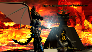 The Chronicles of Maldoria IV game cover by Marksman104