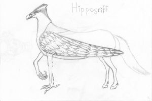 Hippogriff by Company-of-Dragons