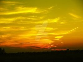 Warm Sunset by firesign24-7