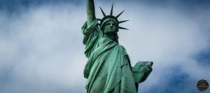 Lady Liberty by ClareDickerson