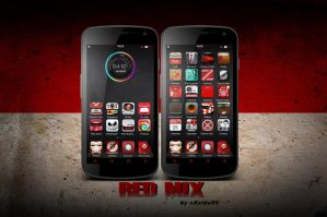 RedMix icon by oxside89