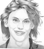 Jamie Campbell Bower by PoffinLetus