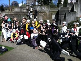 Soul Eater Photoshoot by GameShift