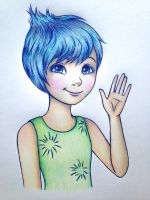 Think Positive! by Jessica-Tanner