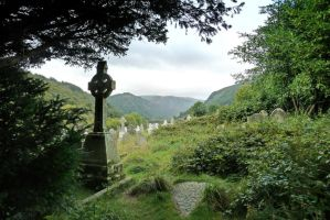 Cemetery 16 by cemacStock