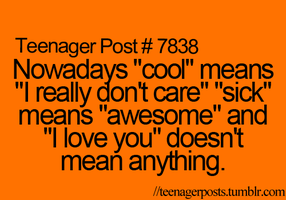 Teenager Post by Teenager-Posts