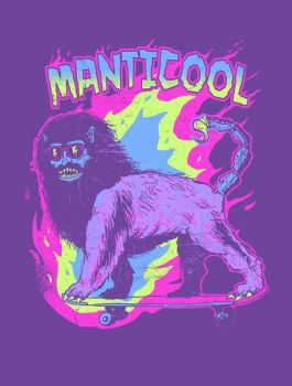 Manticool by HillaryWhiteRabbit