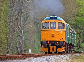 33202 Storms the SDR by GB-Railways