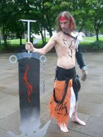Jecht at Amecon by leumas11