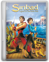 Sinbad: Legend of the Seven Seas by Movie-Folder-Maker