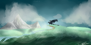 Place of Rest by Crystalizedhero