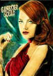 Emma Stone - Gangster Squad by RachelLou96