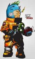 Sgt Prymer by The-Swift-Design