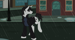 Sherlock Hooves by Raindroplette
