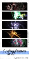 Fractal Textures set2 by graphicavita