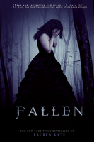 Fallen Book cover challenge entry by HayleyGuinevere