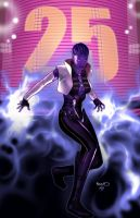 MASS EFFECT cover1 by PaulRenaud