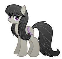 Long Maned Octavia by WillowTails