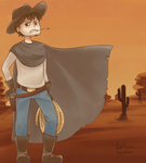 Wild West by Let-c