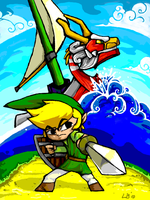 Wind Waker by Puppy-Chow