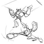 4 Min Pose sheets 03 by creon77