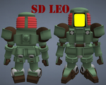 SD Leo by lordvipes