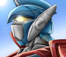 Optimus RiD Collaboration by ElectroniaPrime