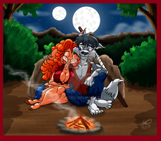 Camp Fire by GearGades
