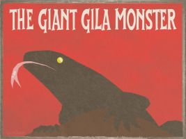 SFS: The Giant Gila Monster by Hartter