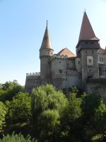 Corvin's Castle by kidwithacrown