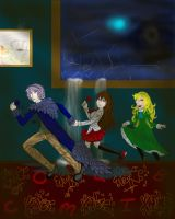 Come Ib Into the Abyss by Hyrulekeyblade