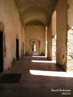 Borgholm Castle interior by SASWHITEKNIGHT