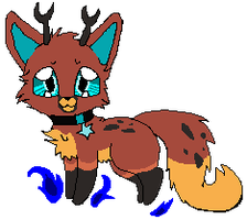 Commision: RoxyHolly by CrazyWhiteArabian