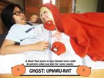 GHOST: UMARU-RAT by UndercoverKadaj