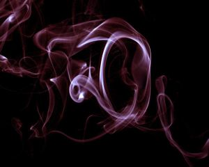 Smoke Art 3 by velcrowmistress Digital Smoke Art and Photography