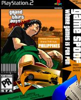 My Game Spoof Magazine by SuicideForAbheng