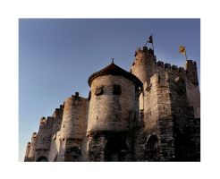 Gravensteen II by Shluh