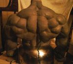 Hulk Back wip by sup3rs3d3d