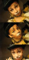 Rum Tum Tugger  Make up by ImHerMonster