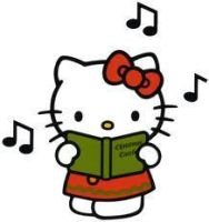 Hello Kitty Christmas Carol by hello-kitty-hugs