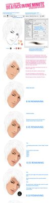 Minute Coloring Skin Tutorial by sleckt