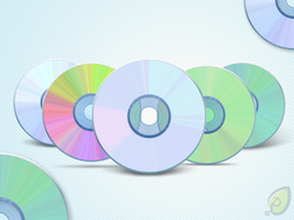 Free CD DVD Icons by pixtea